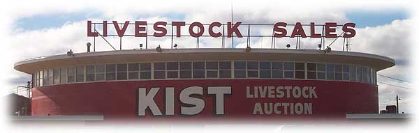 Kist Livestock Auction Building